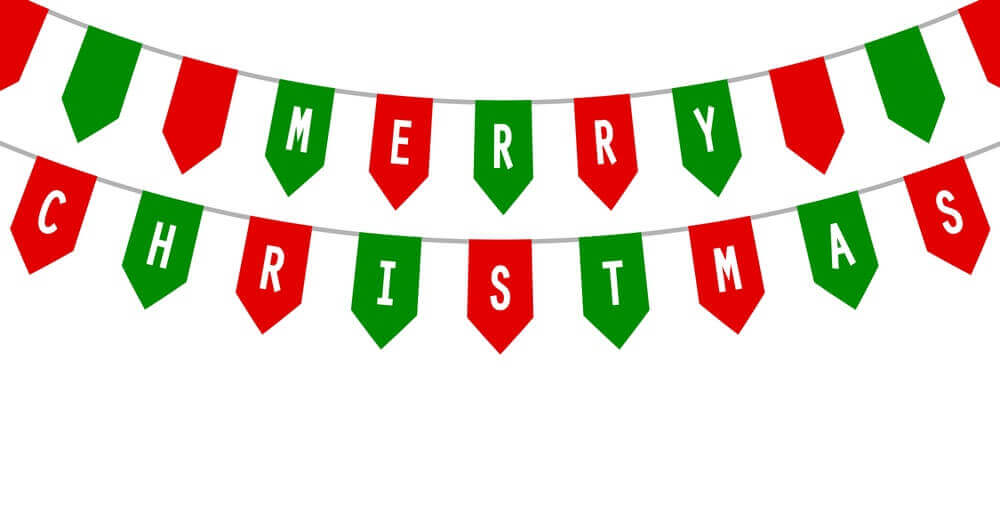 Christmas Banner Clipart