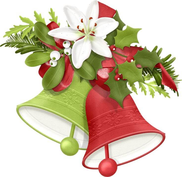 Christmas Bell Clipart