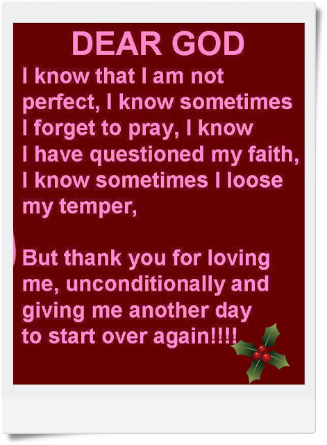 christmas blessing prayers