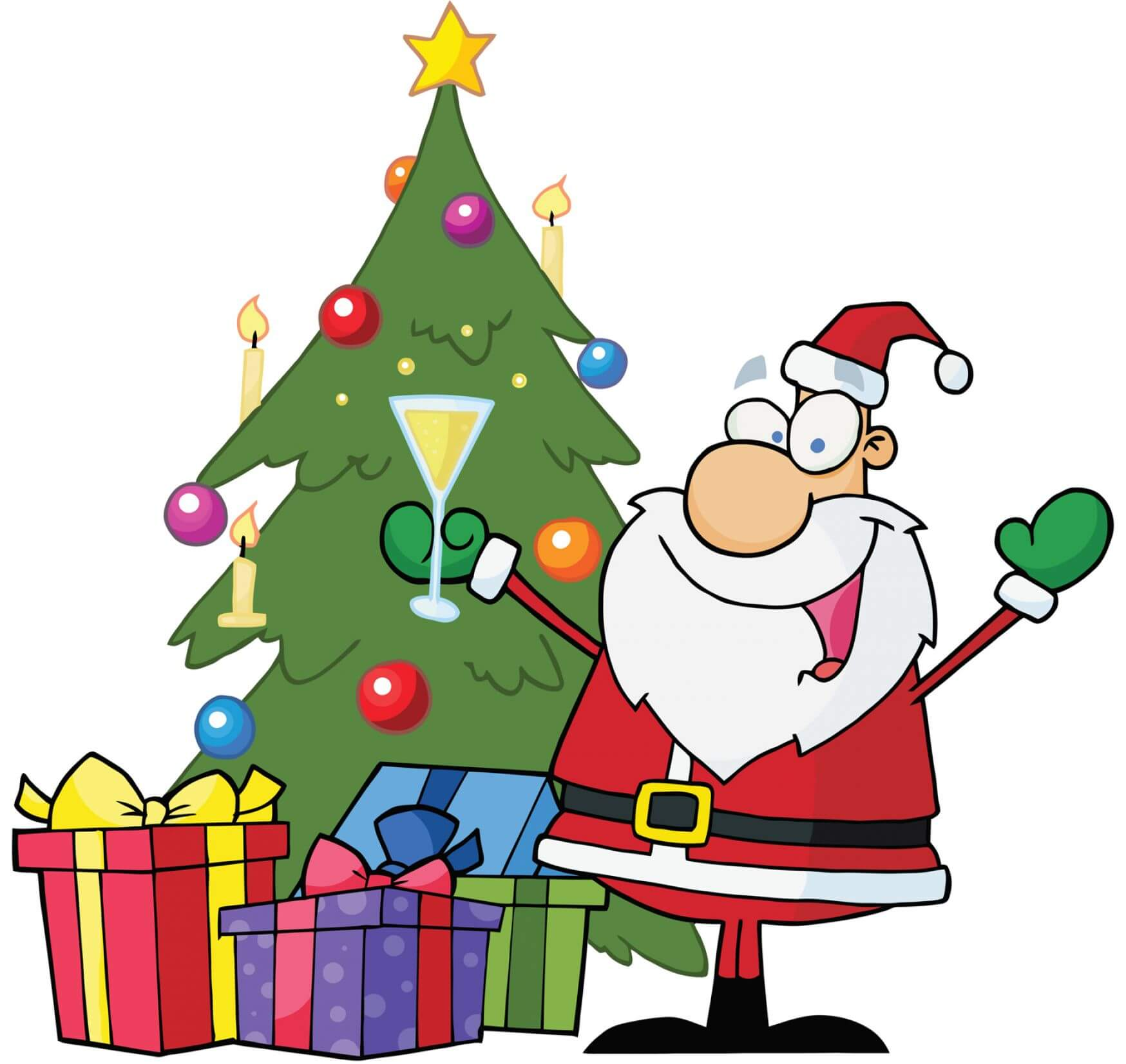 Christmas Clipart Cartoon