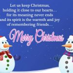 Merry Christmas Poems For Kids, Friends, Cards