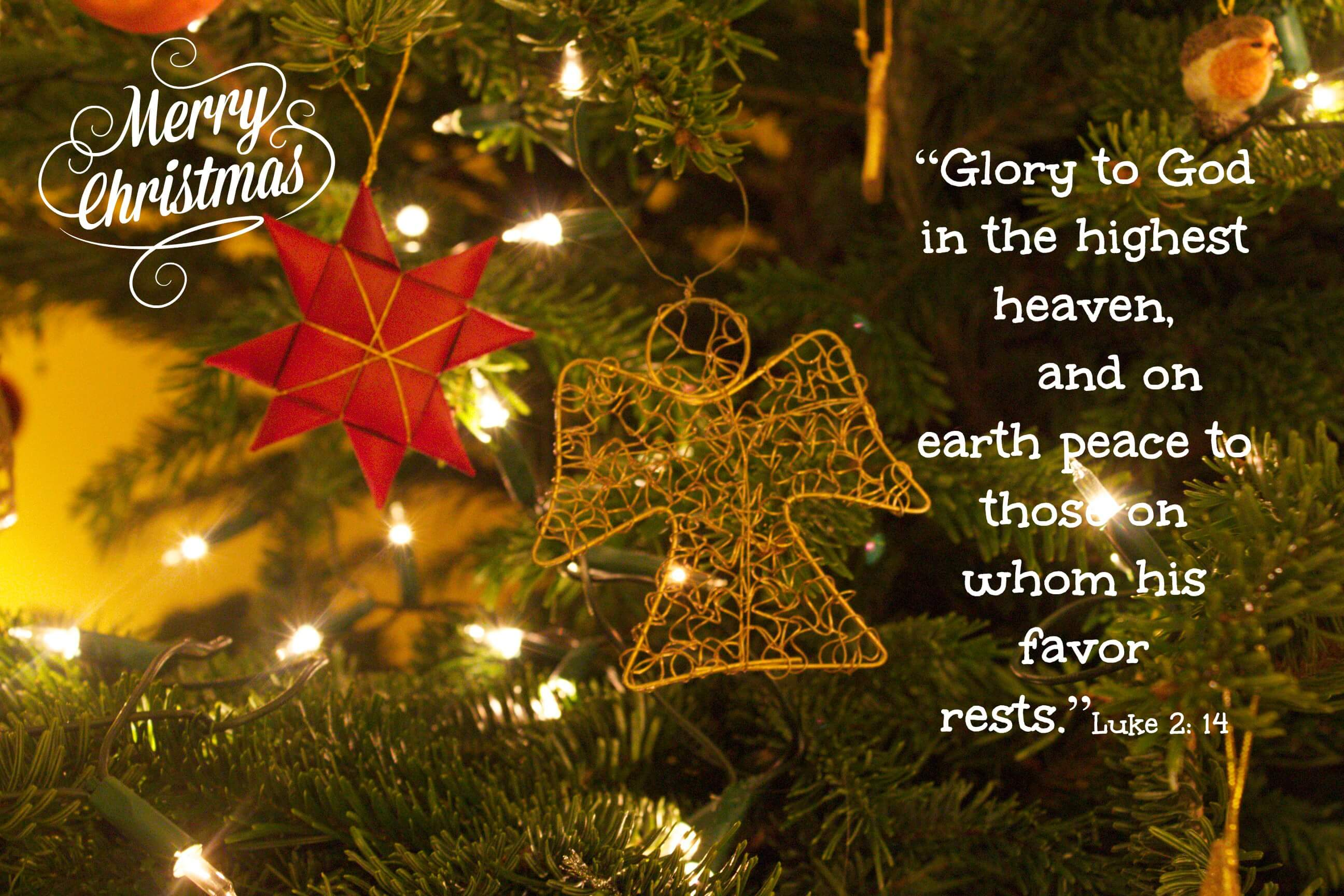 Short Christmas Prayer
