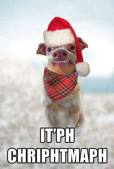 Christmas 2017 Memes