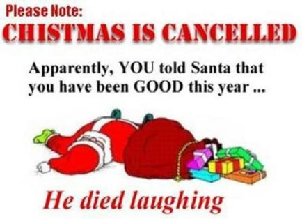 Christmas Funny Greetings