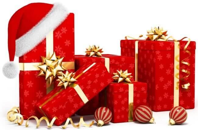 Christmas Gifts 2018
