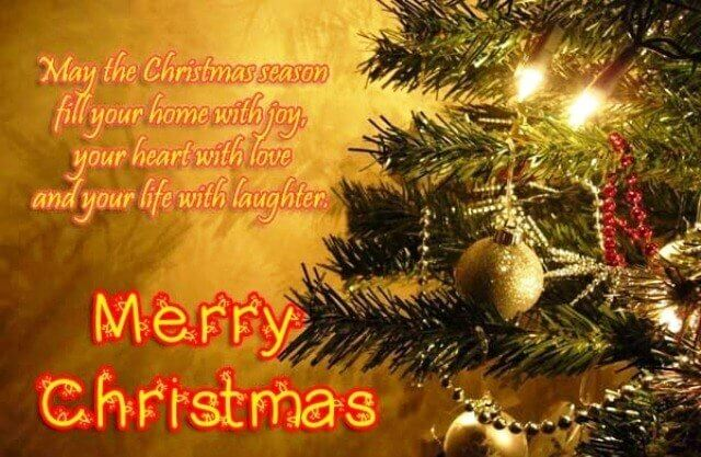 Christmas Messages Images