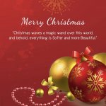 Inspirational Merry Christmas Quotes And Sayings For Friends, Family Everyone