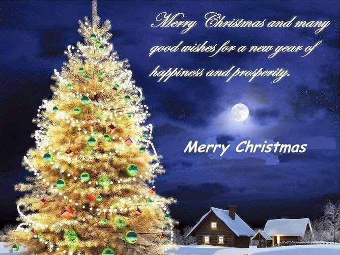Christmas Tree Wishes Images