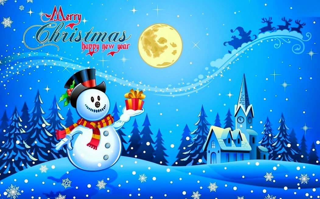 Christmas Wallpaper Pictures