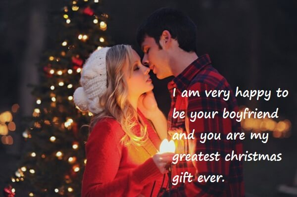 Christmas Wishes For Boyfriend