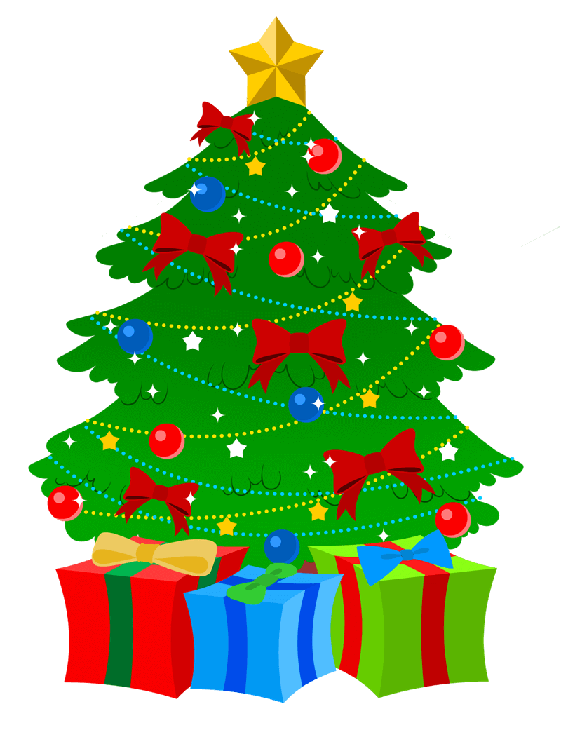 Cute Christmas Tree Images