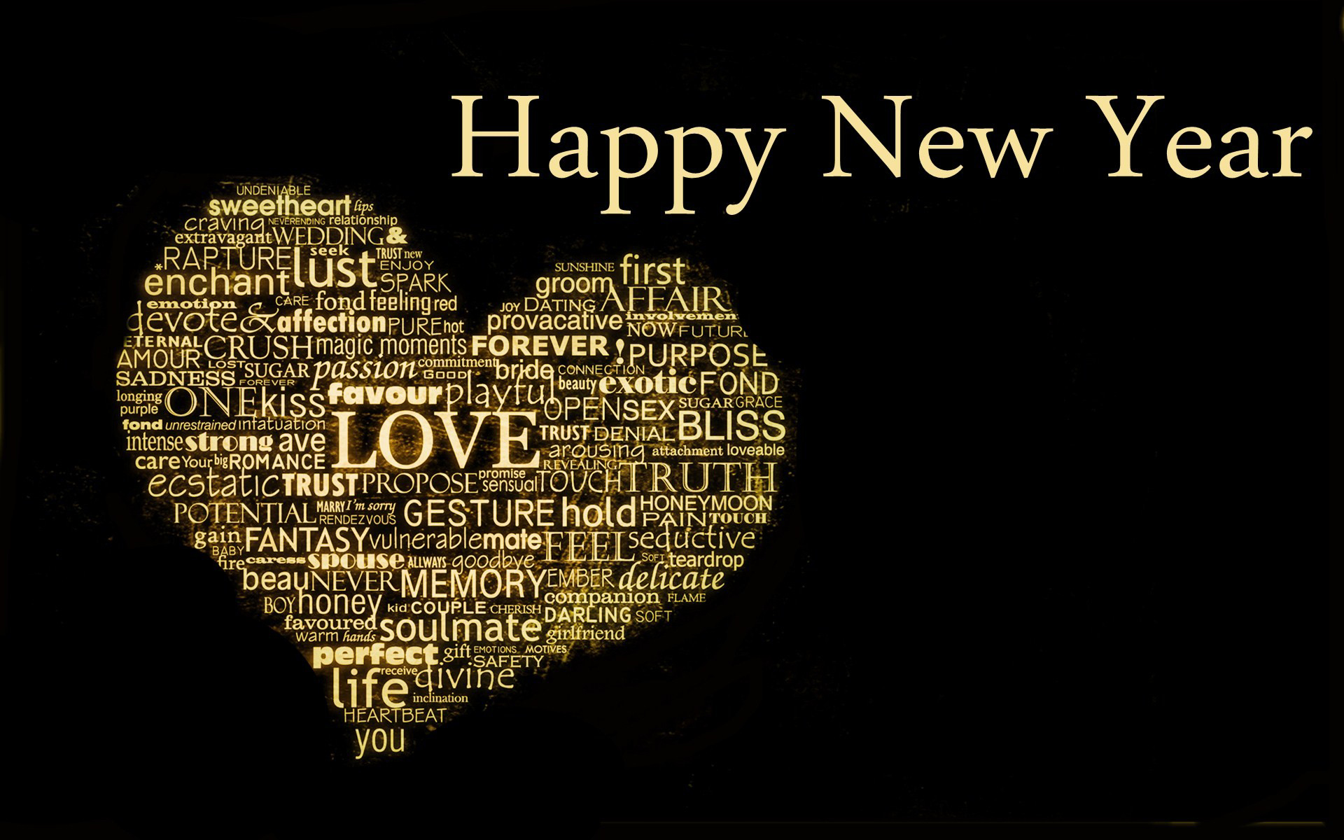 Happy New Year 2018 Love Images