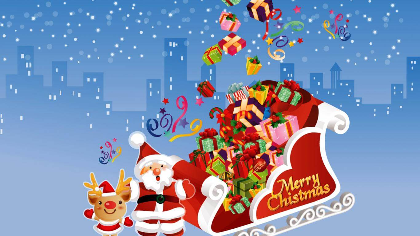 Merry Christmas 2018 Images, Pictures, Photos, Pics, HD Wallpapers