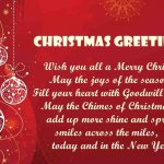 Merry Christmas Messages 2018 SMS Text MSG For Friends & Family