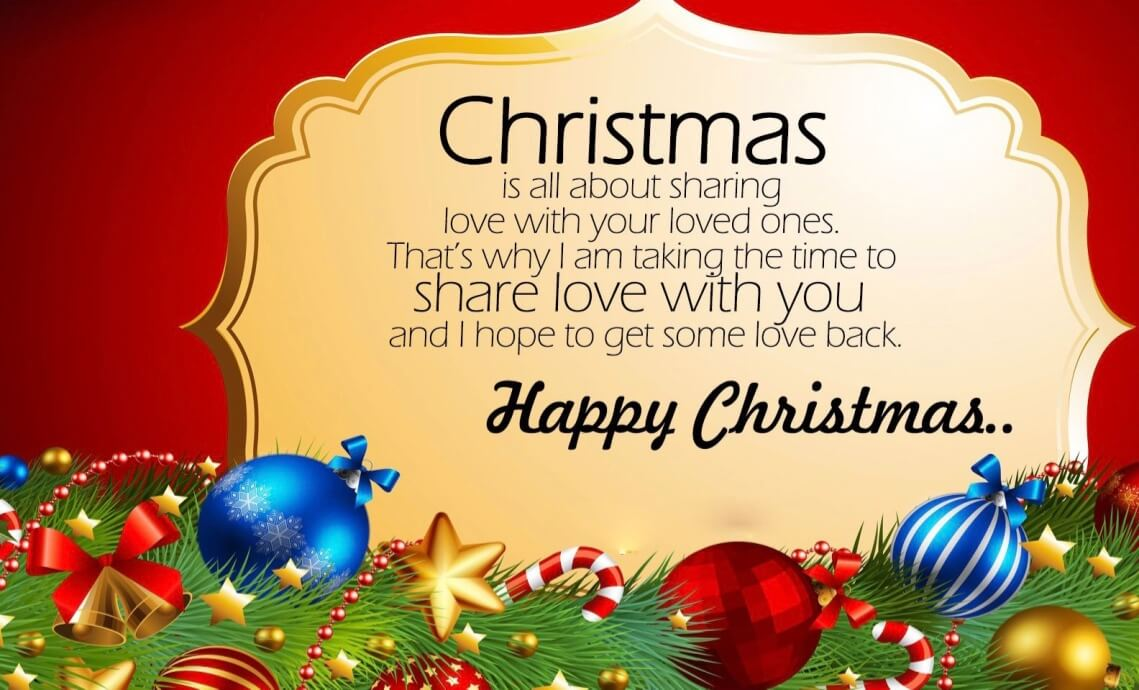 Christmas Quotes And Graphics: Merry Christmas Images 2018