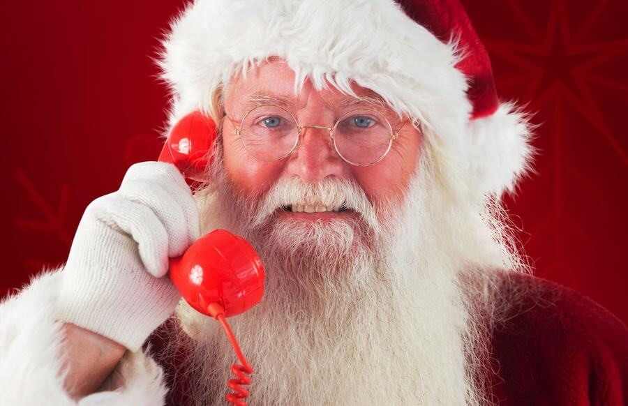 Santa Claus On Call