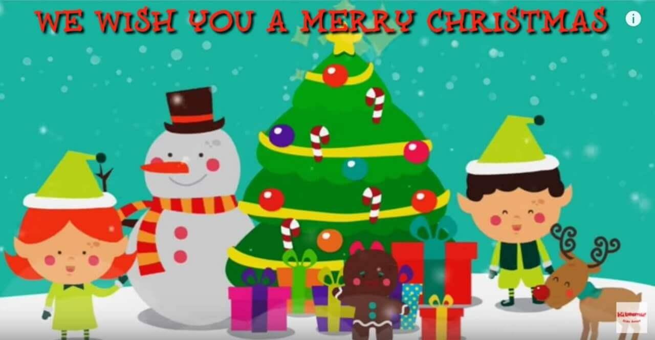 We Wish You Merry Christmas 2018