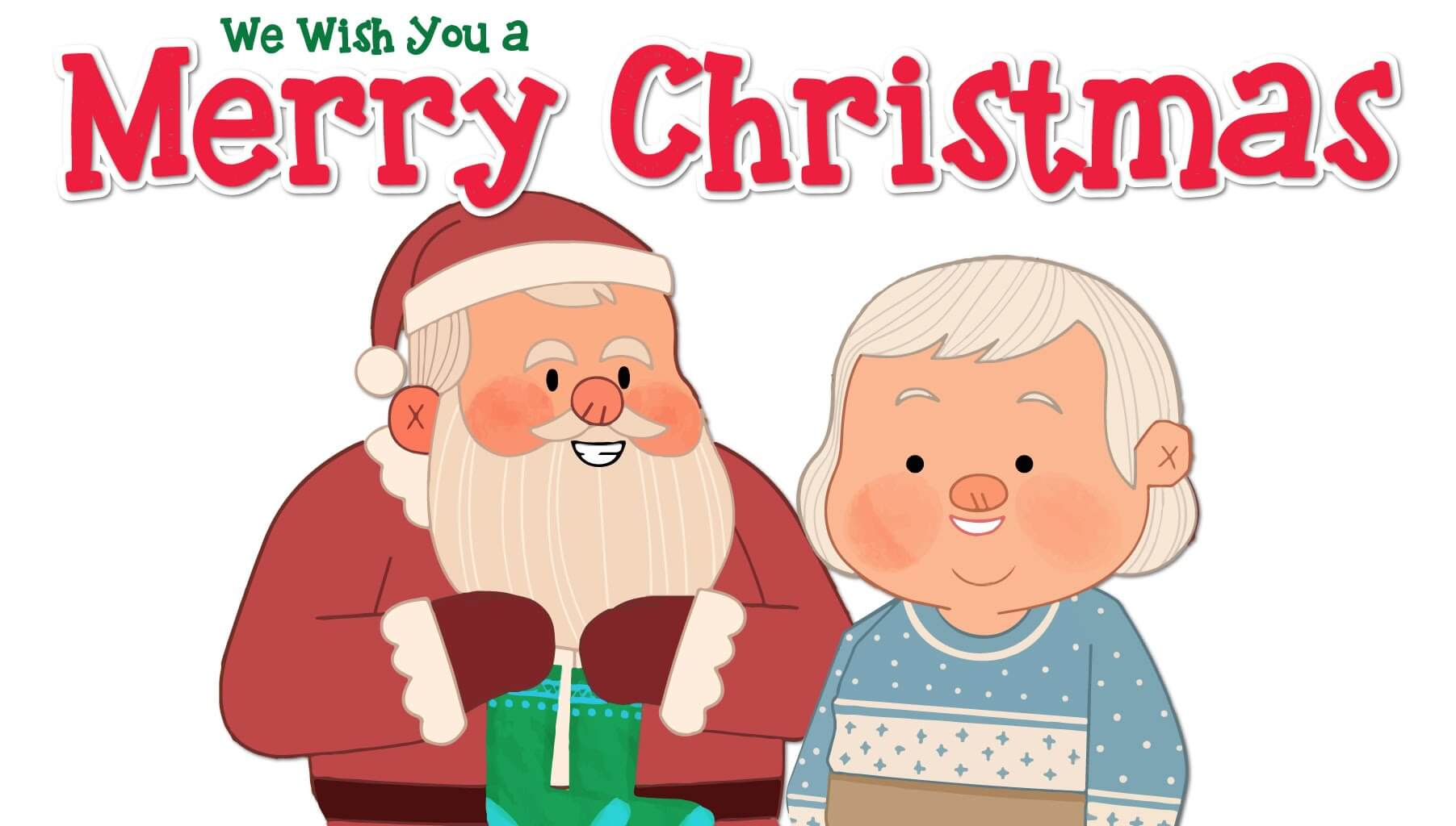 Wish You Merry Christmas Images
