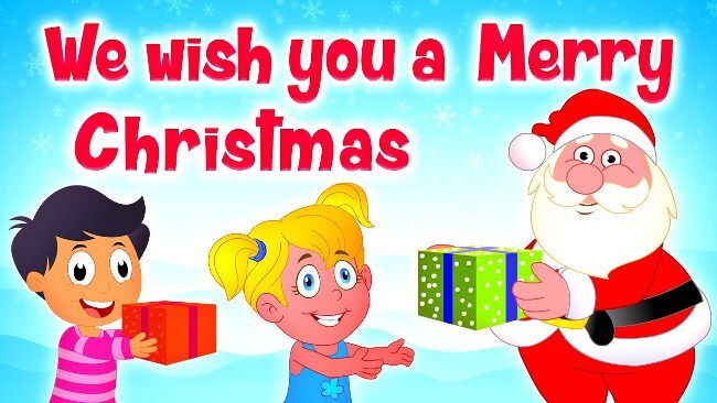 Wish You Merry Christmas Pictures