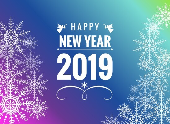 New Year 2019 Pictures