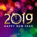 Happy New Year 2019 Images, Pictures Photos, Pics, HD Wallpapers Free Download