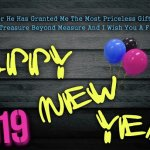 Happy New Year 2019 Quotes For Friends, Family & Loved One