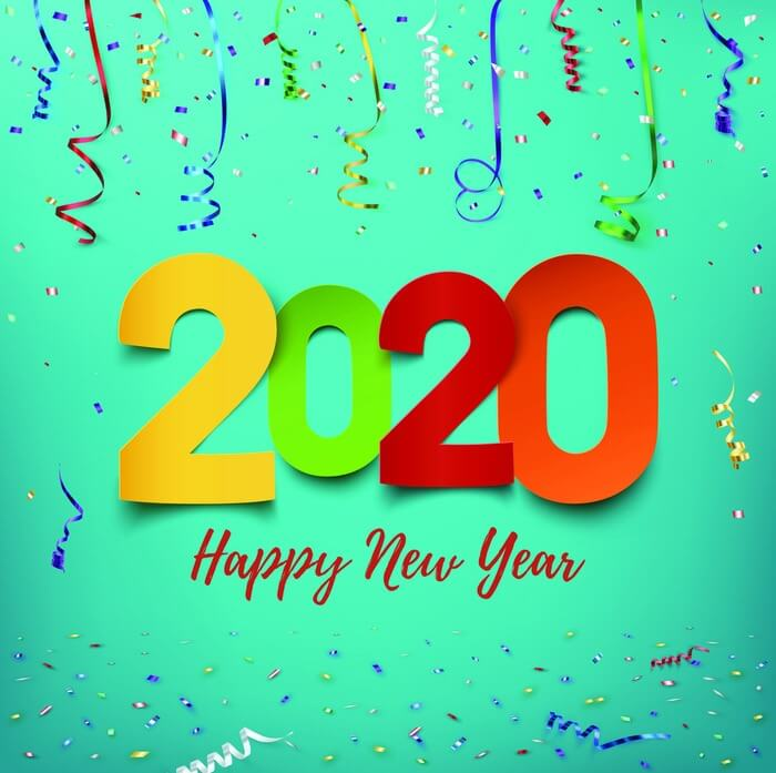 Happy New Year 2020 Photos