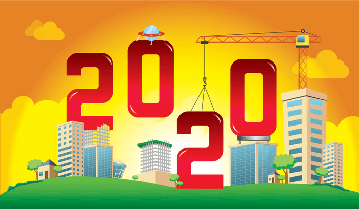 Happy New Year 2020 Wallpaper Images